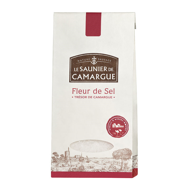 Salt flower from Camargue...