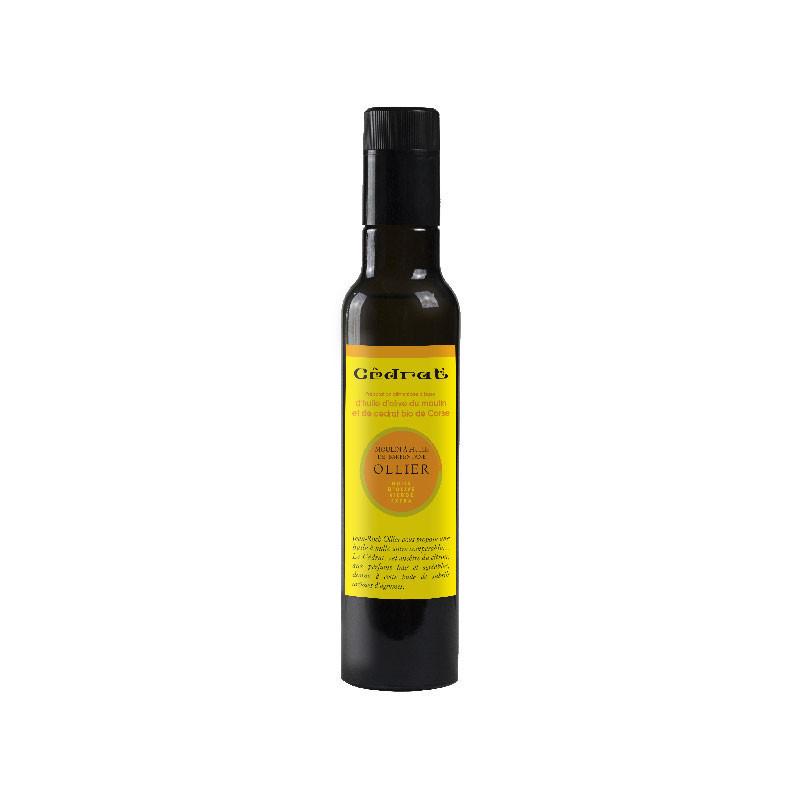 Flavoured oils